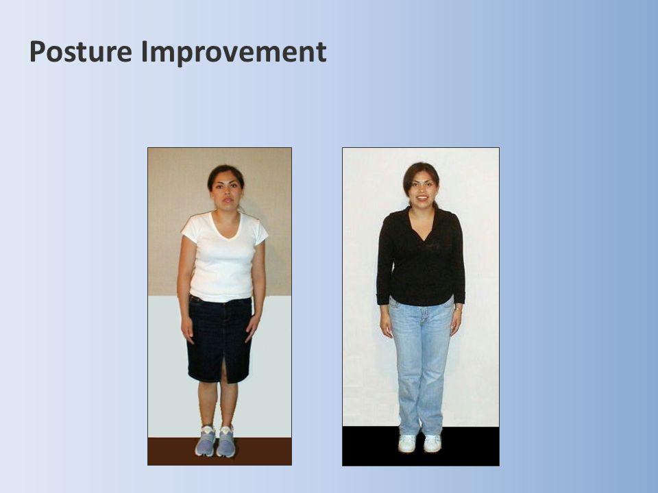 Posture Improvement