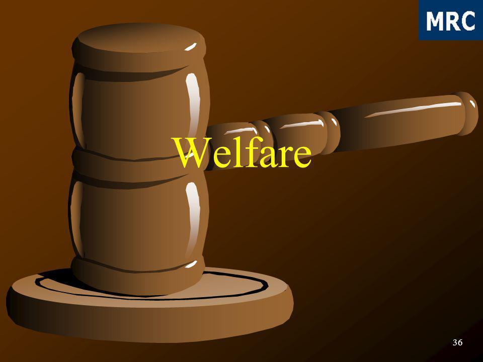 36 Welfare