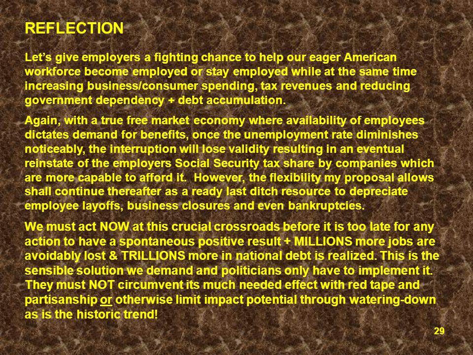 The Stephen J. Sylvain 2014 Employment Protection & Jobs Stimulus Social Security Tax Amendment Targets struggling companies, entrepreneurs & at-risk