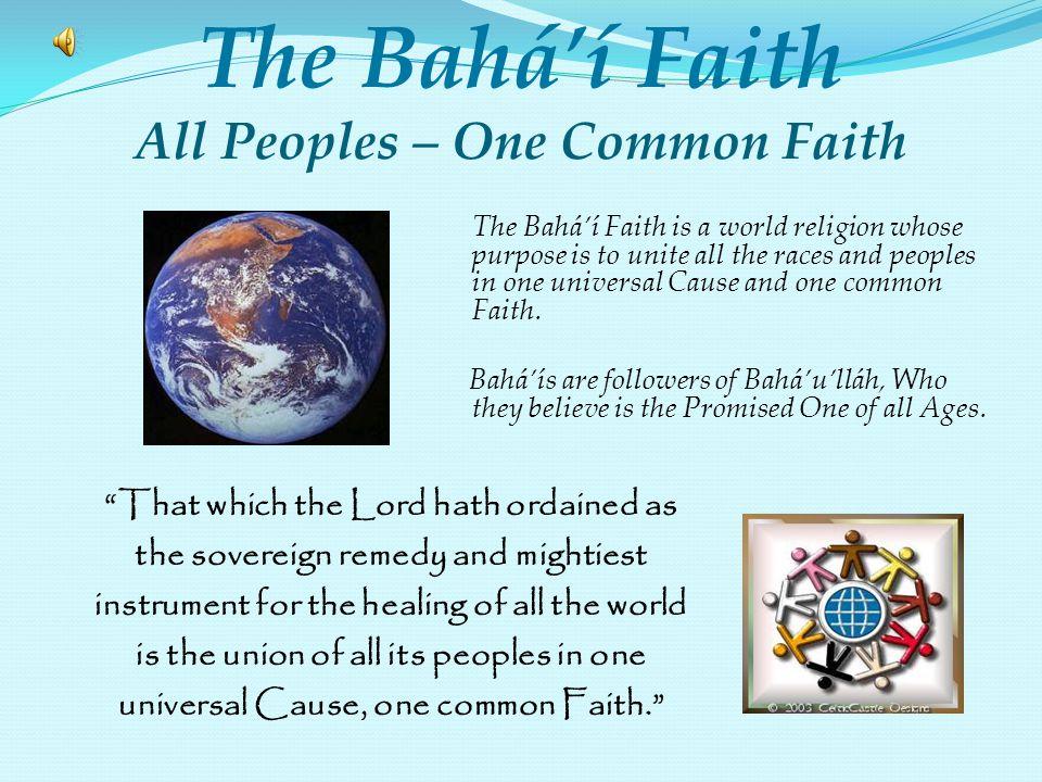 Spiritual and Administrative World Center