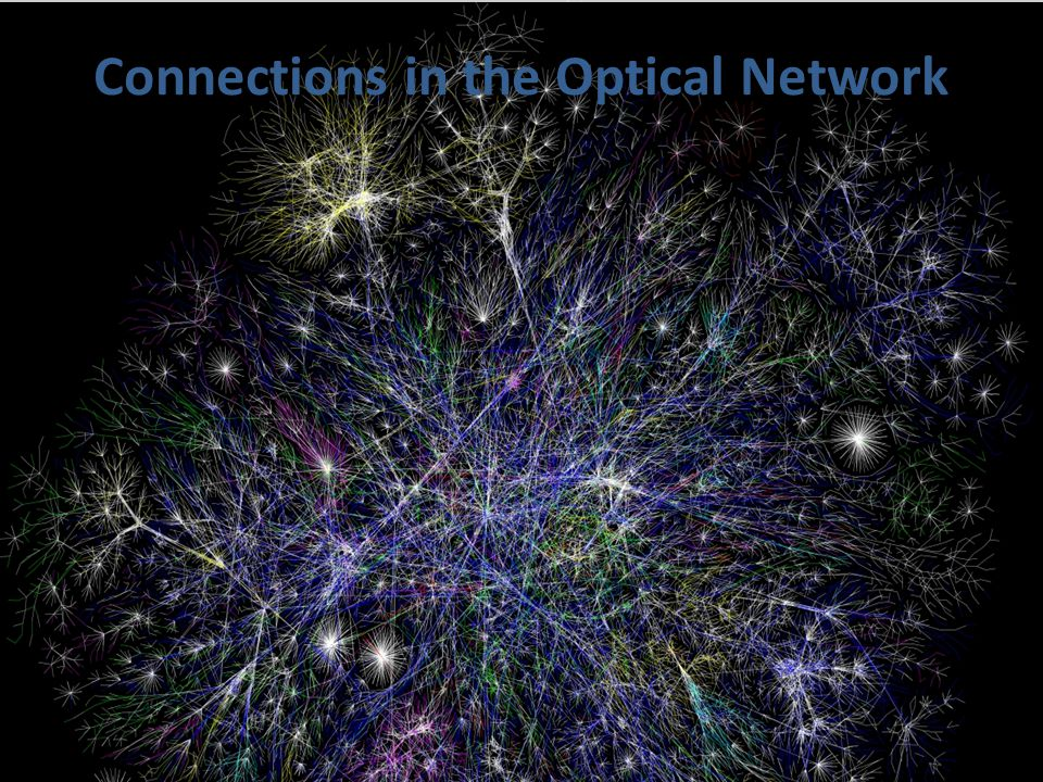 Optical Ribbon Fiber in todays networks Connections in the Optical Network