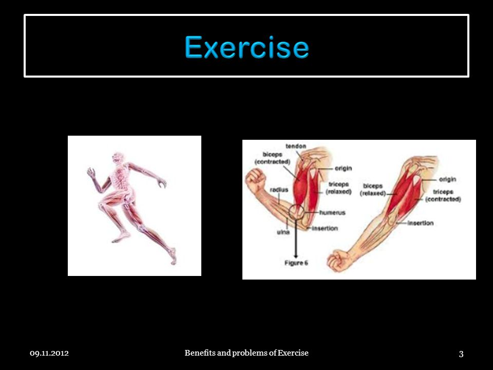 09.11.2012Benefits and problems of Exercise3