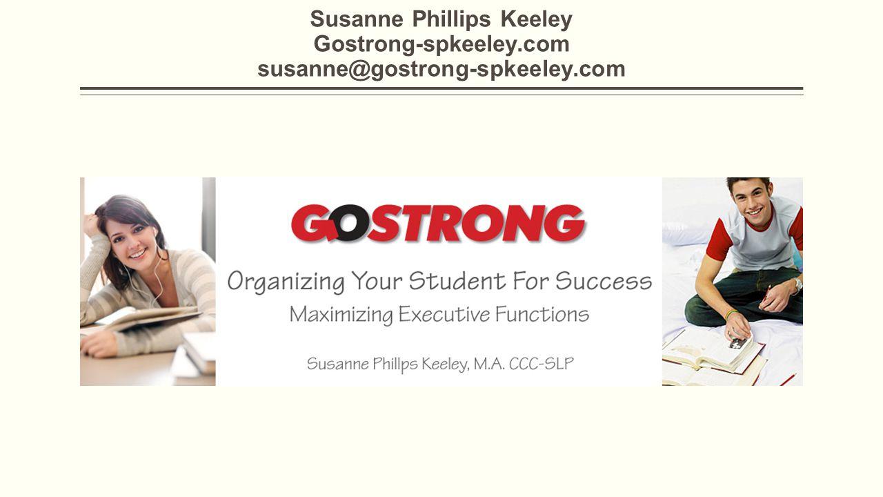 Susanne Phillips Keeley Gostrong-spkeeley.com susanne@gostrong-spkeeley.com