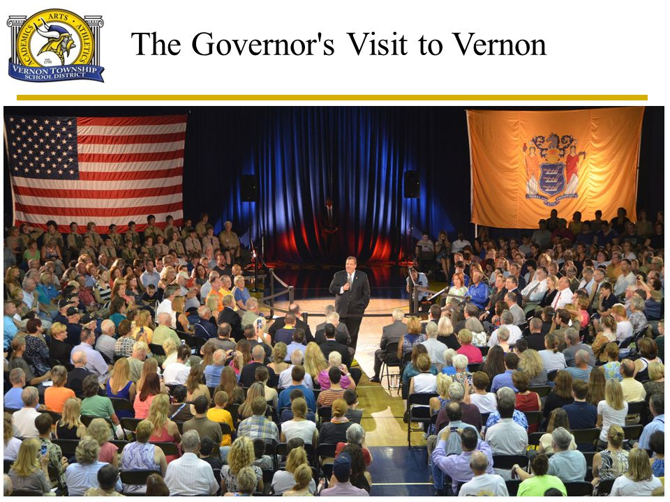 The Governor's Visit to Vernon
