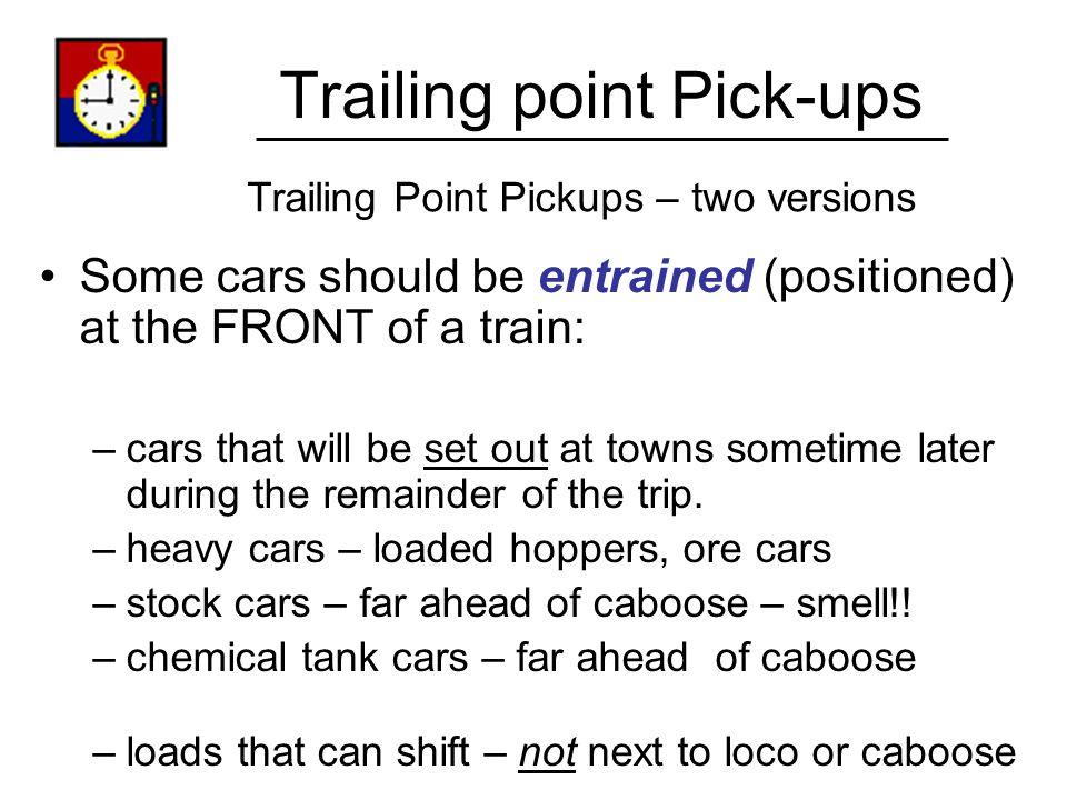 Caboose Run-Around (freight house) Replay