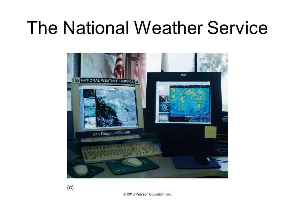 Numerical Weather Prediction – The Analysis Phase A gridded, 3-dimensional analysis is produced with 1) A previous forecast