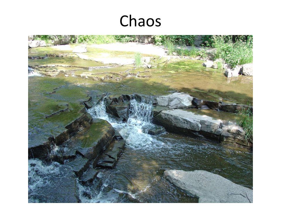 Chaos x