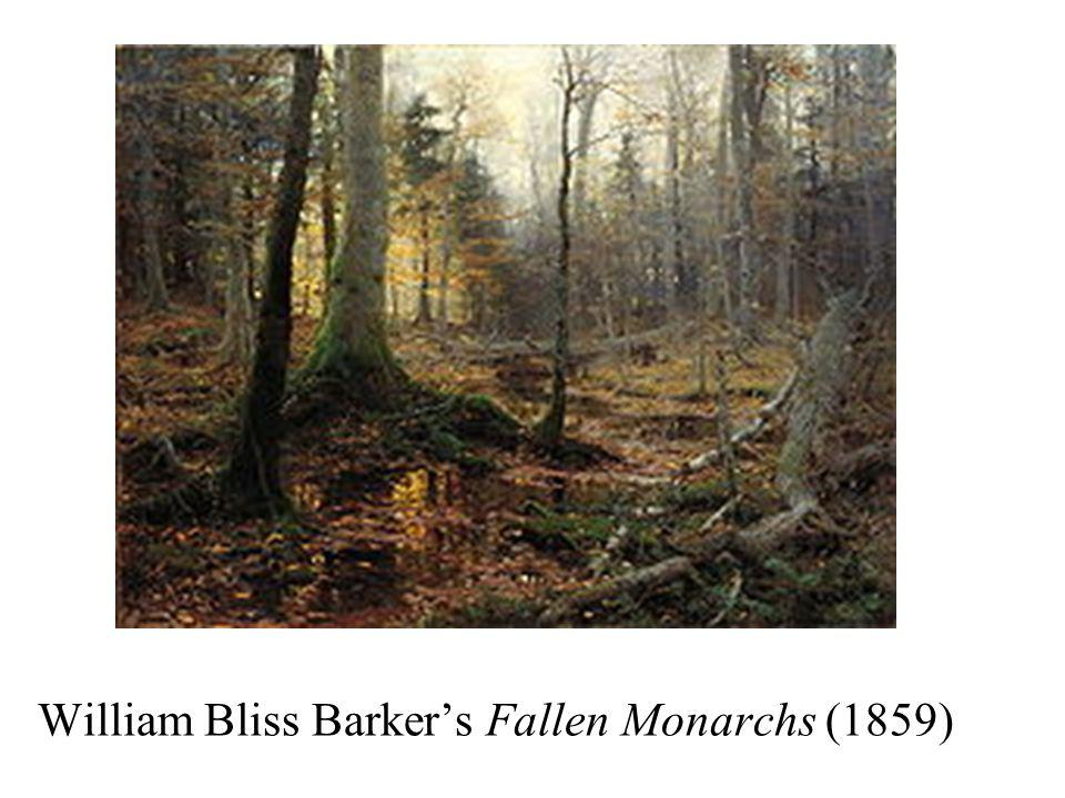 William Bliss Barkers Fallen Monarchs (1859)