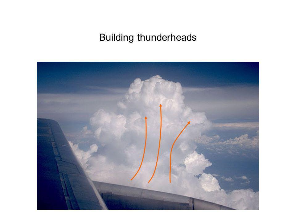Building thunderheads