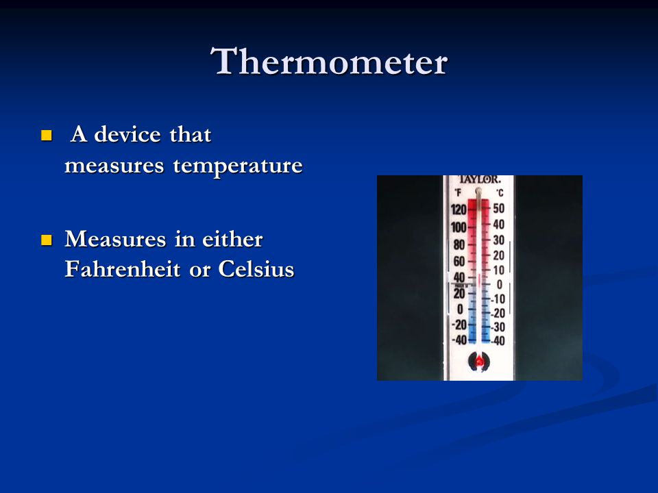 Barometer an instrument used to measure atmospheric pressure an instrument used to measure atmospheric pressure Atmospheric pressure is the pressure at any point in the Earth s atmosphere.