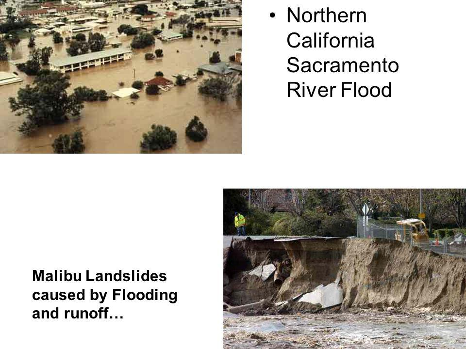 Floods Floods can occur when weather patterns cause even mild storms to persist over the same area.