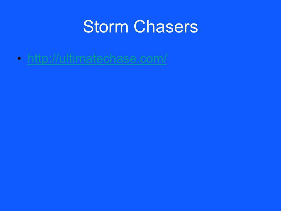 Storm Chasers http://ultimatechase.com/