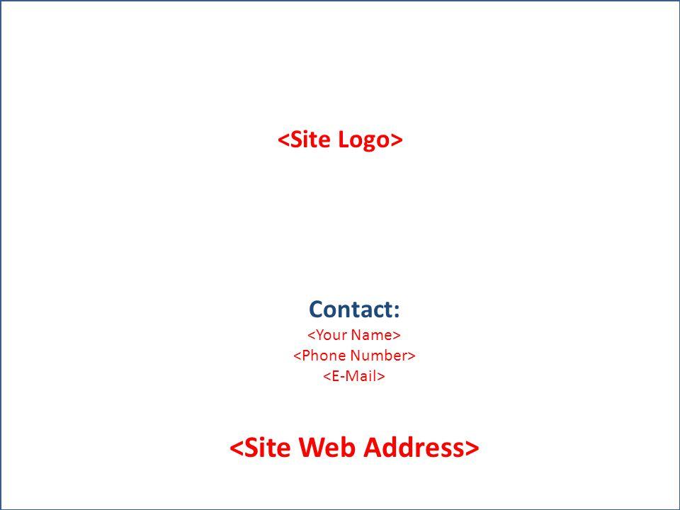 Slide 23 Contact: