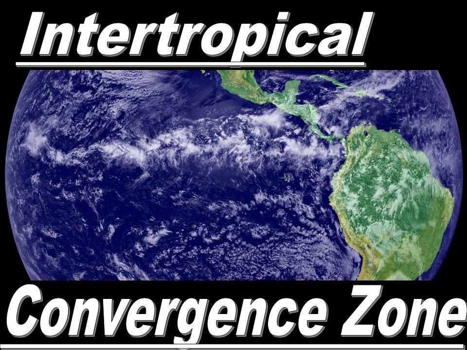 1.Equatorial Low Pressure Trough 2.Subtropical High Pressure Cells 3.Subpolar Low Pressure Cells 4.Weak Polar High Pressure Cells