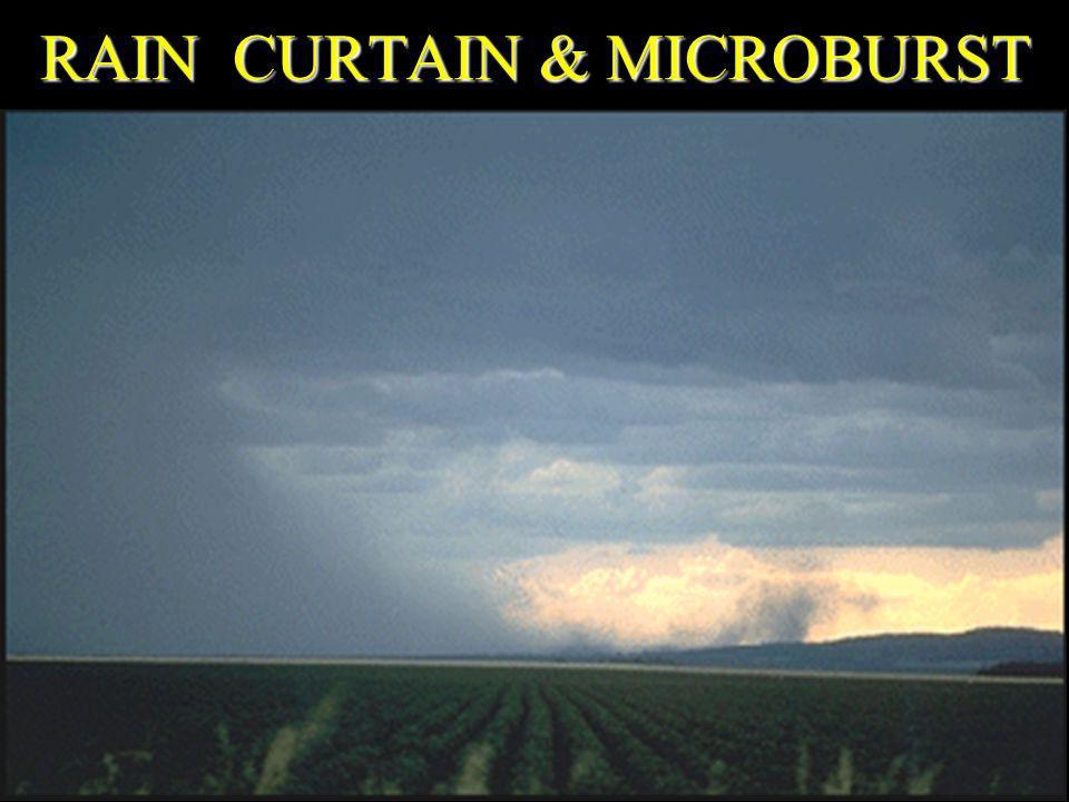 RAIN CURTAIN & MICROBURST