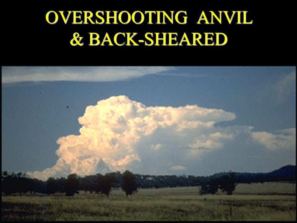 OVERSHOOTING ANVIL & BACK-SHEARED