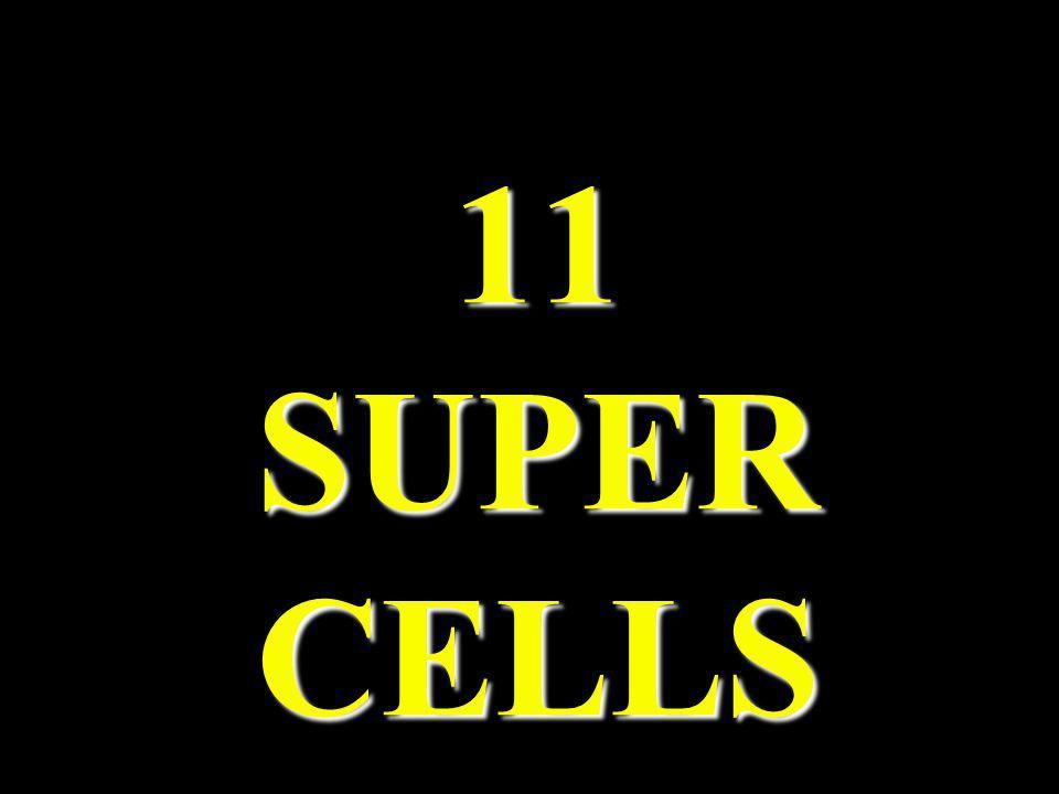 11 SUPER CELLS