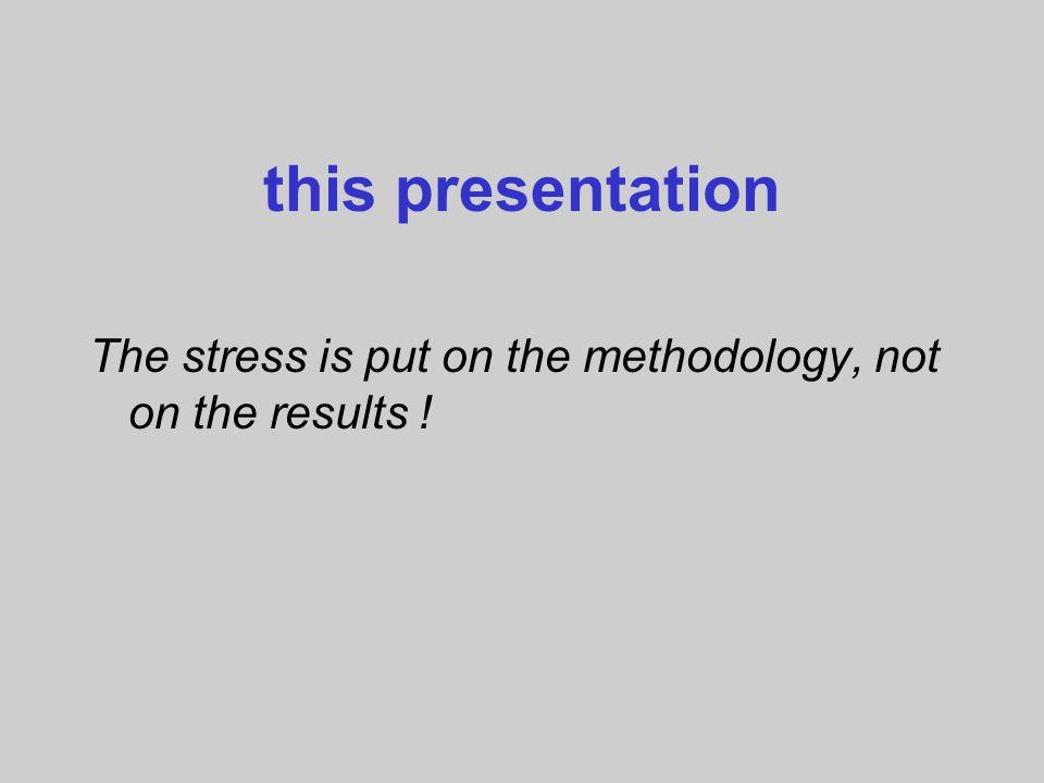 PERUN - sensitivity analysis (day D 0 ) - output (summary statistics)