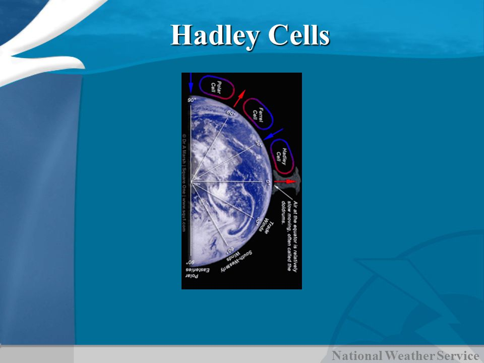 National Weather Service Hadley Cells
