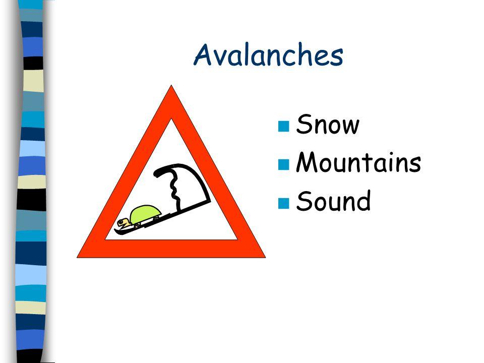 Blizzards n High winds n Snow n Drifts n Accumulation