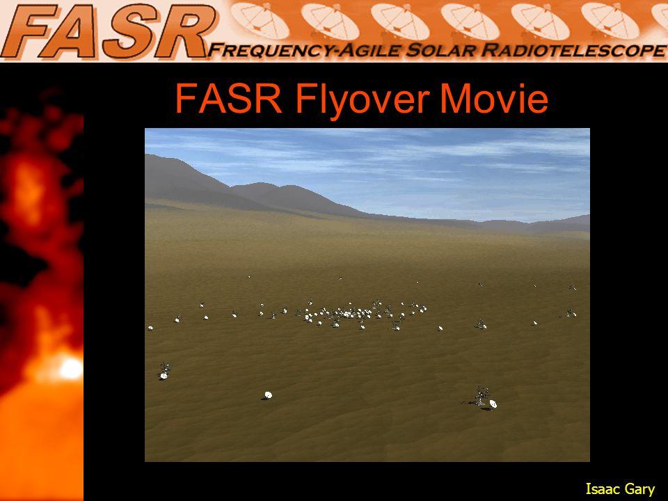 FASR Flyover Movie Isaac Gary