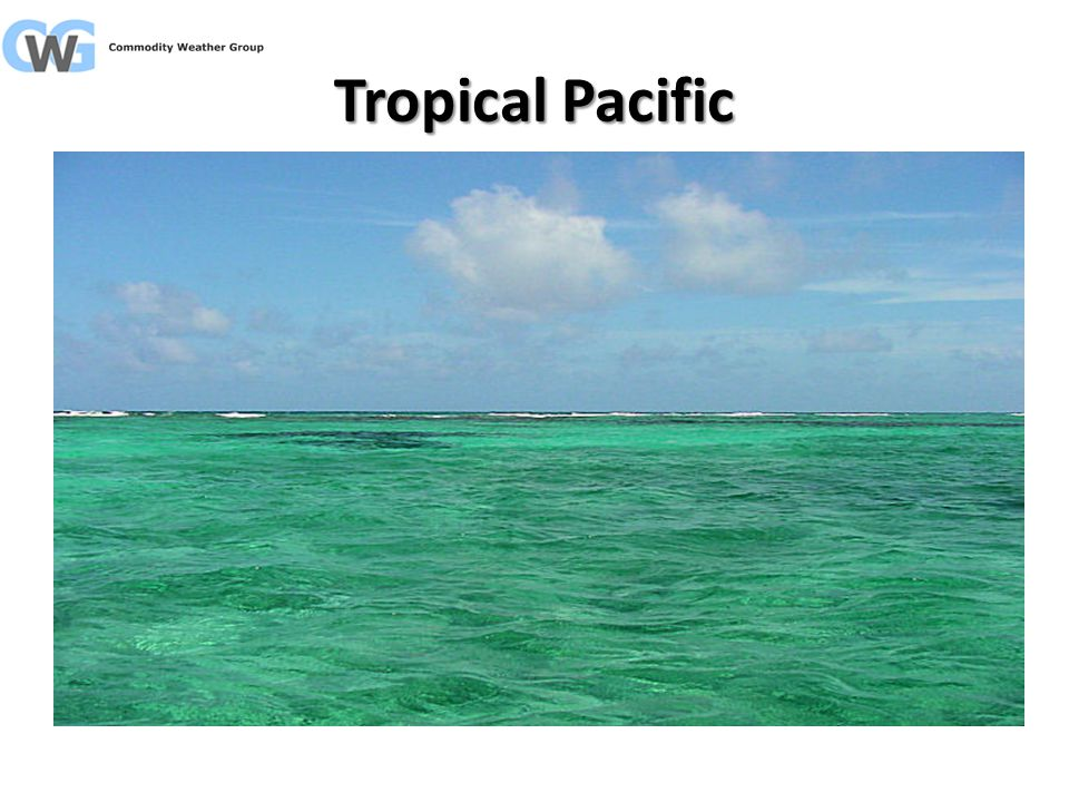 Tropical Pacific