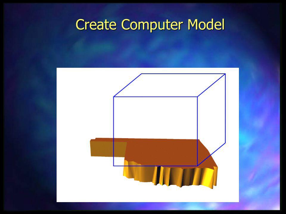 Create Computer Model