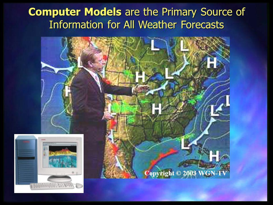 Probability of Intense Precipitation Model Forecast Radar Observations