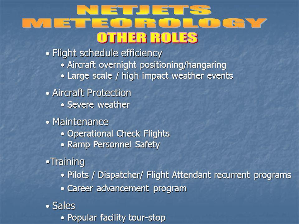 Flight schedule efficiency Flight schedule efficiency Aircraft overnight positioning/hangaring Aircraft overnight positioning/hangaring Large scale /