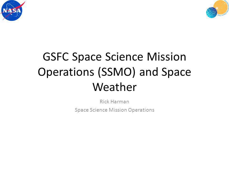 SSMO Spacecraft