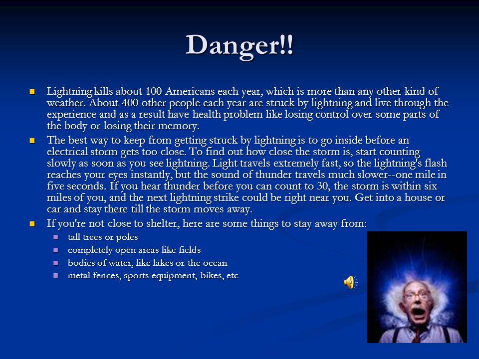 Danger!.