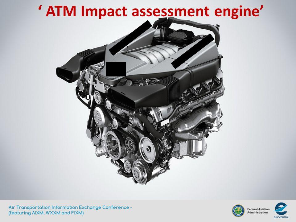 ATM Impact assessment engine