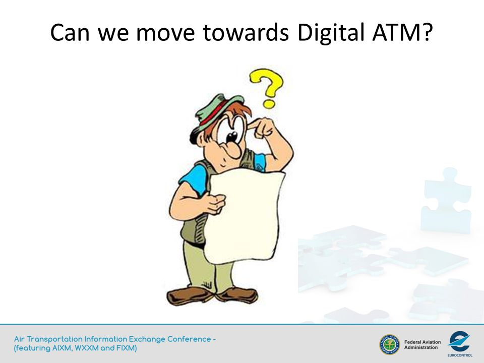 Can we move towards Digital ATM?