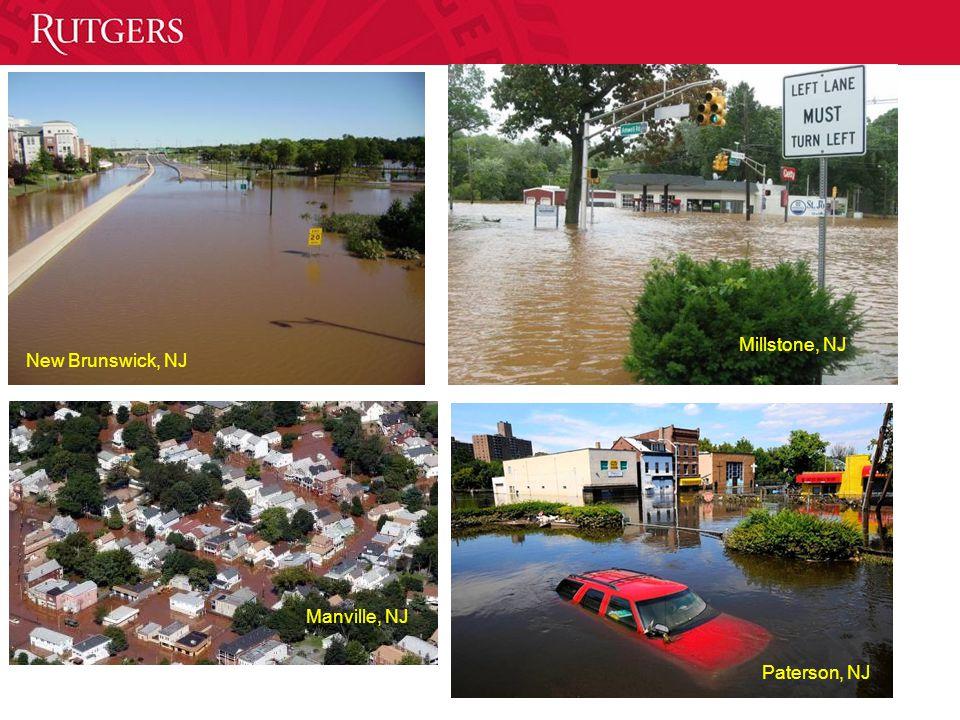 New Brunswick, NJ Manville, NJ Millstone, NJ Paterson, NJ