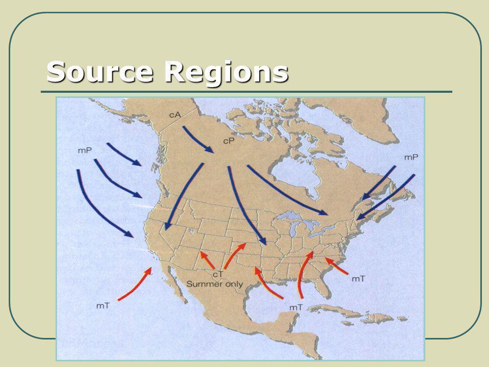 Source Regions