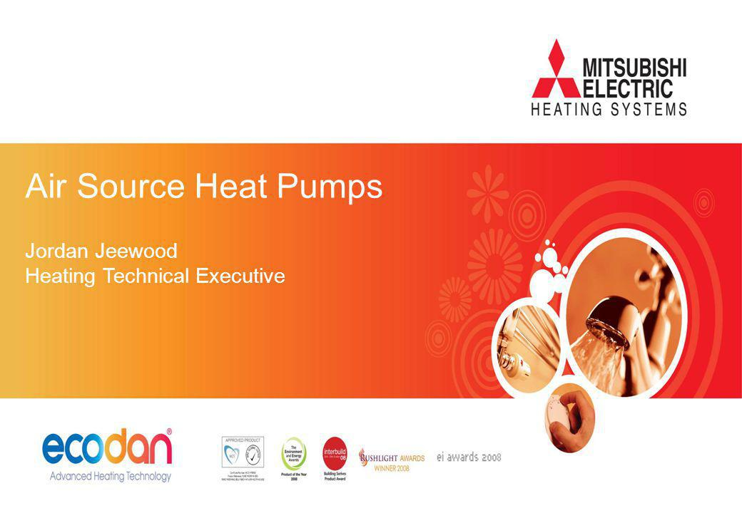 Presentation Heading Jordan Jeewood Heating Technical Executive Air Source Heat Pumps