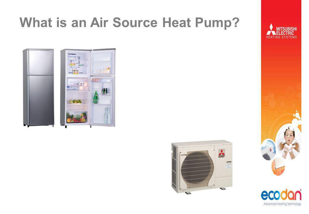 What is an Air Source Heat Pump?