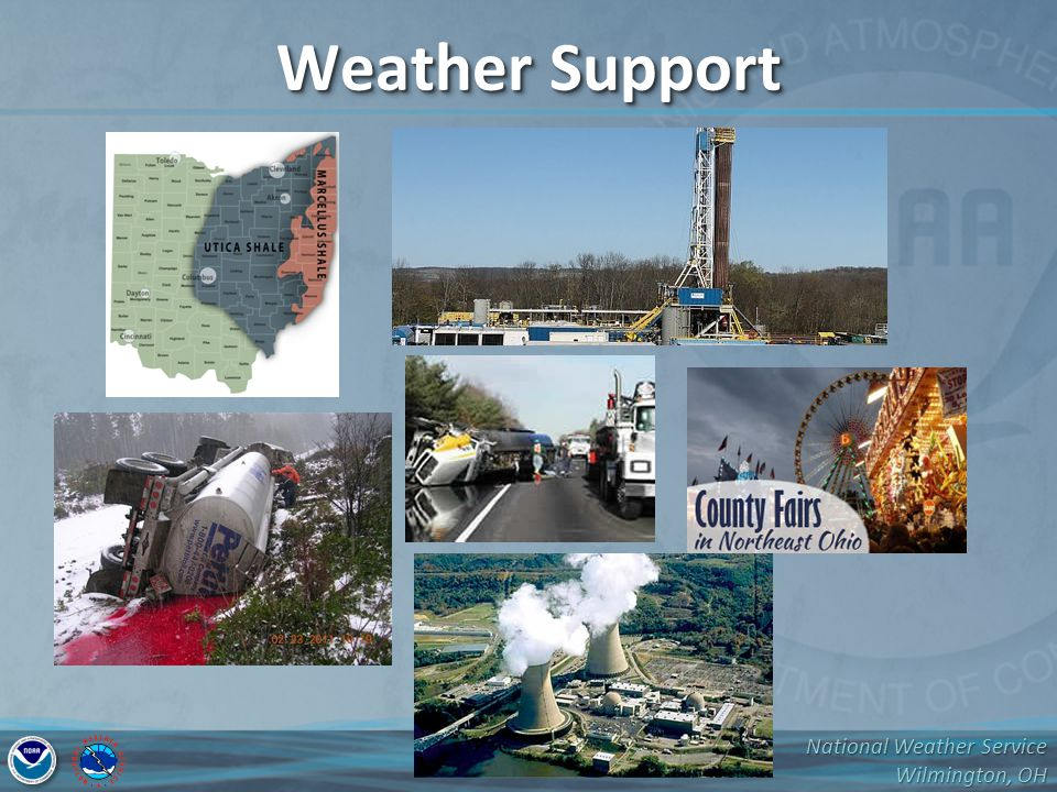 National Weather Service Wilmington, OH Weather Support