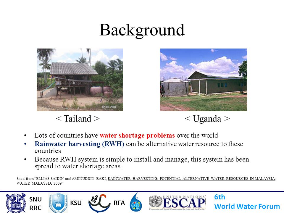 What is rainwater harvesting system.