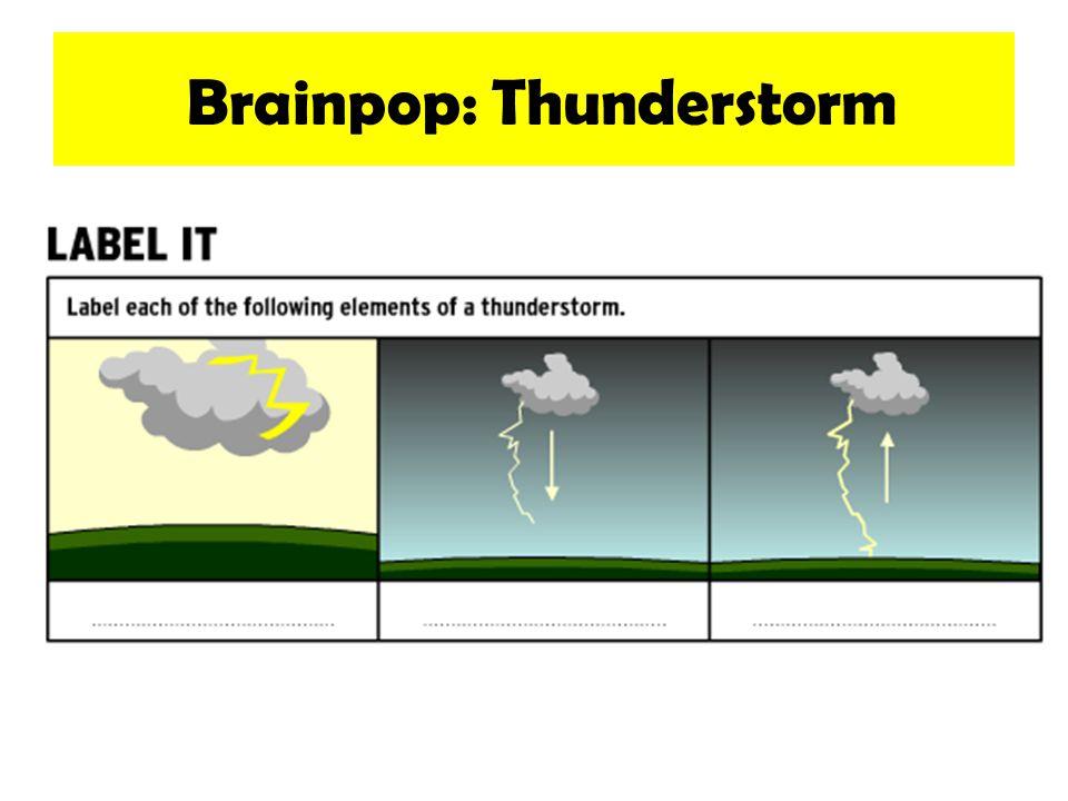 Brainpop: Thunderstorm