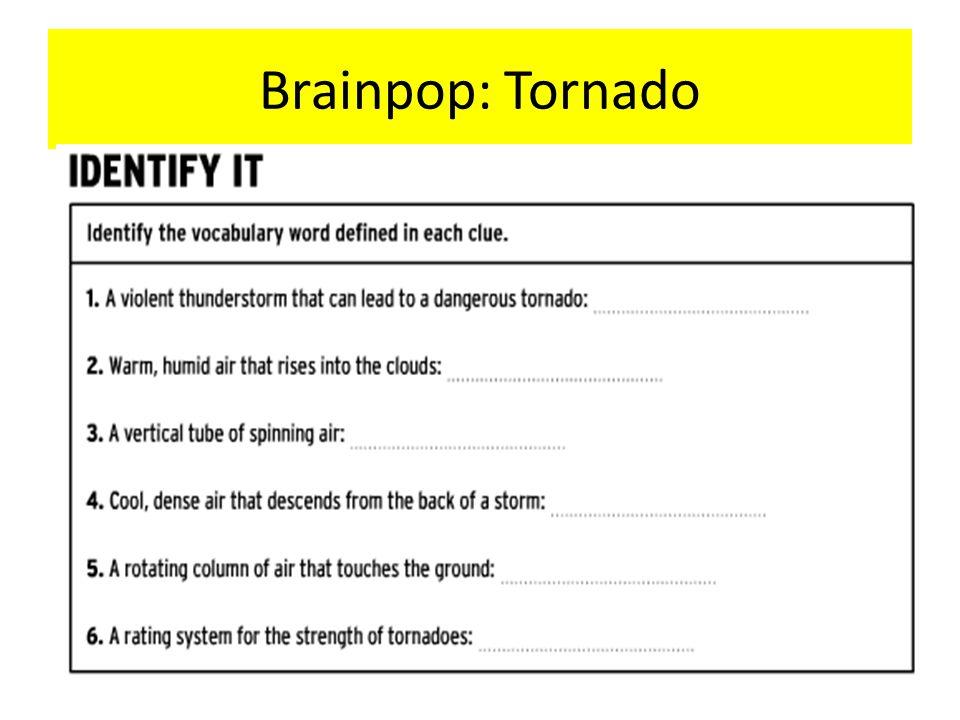 Brainpop: Tornado