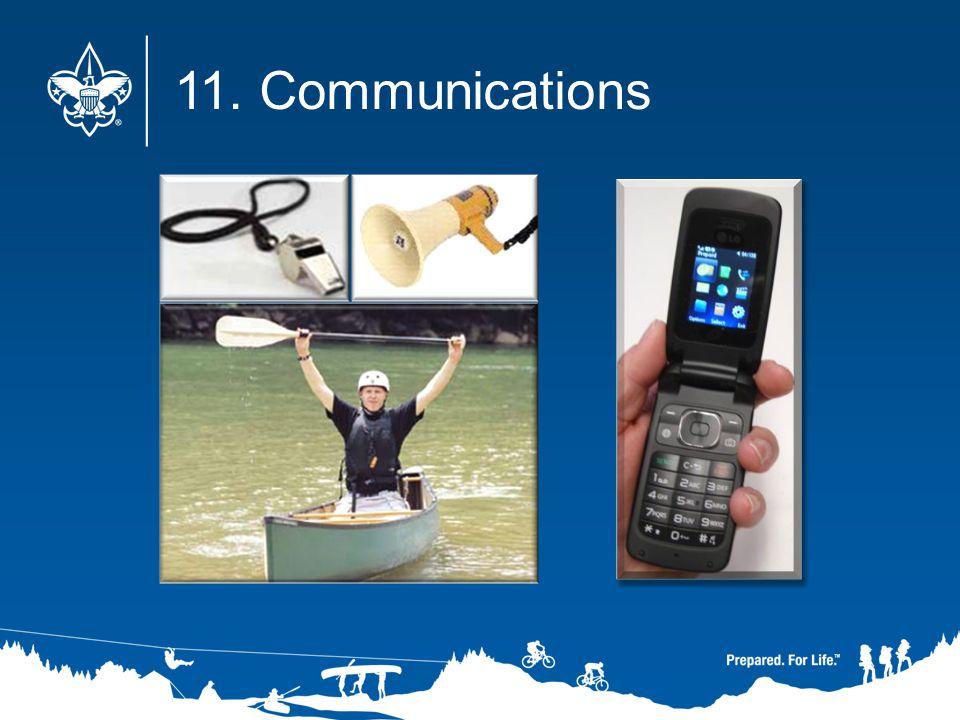 11. Communications