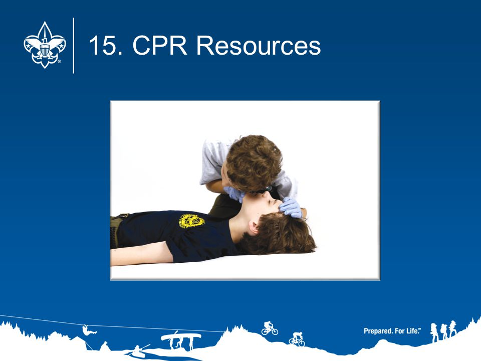 15. CPR Resources