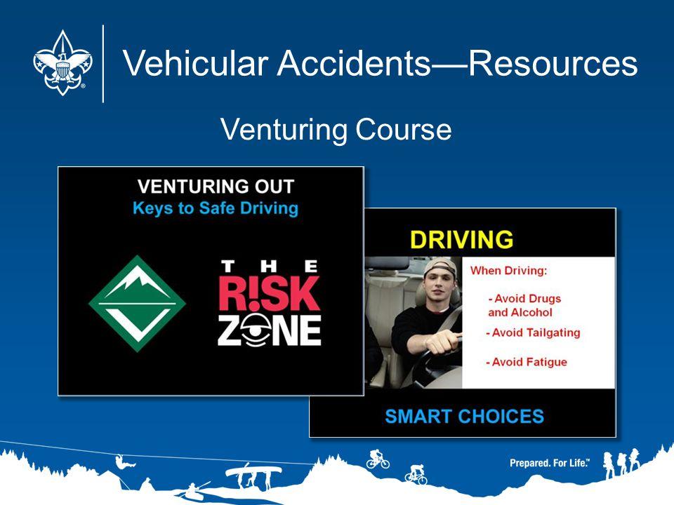 Venturing Course