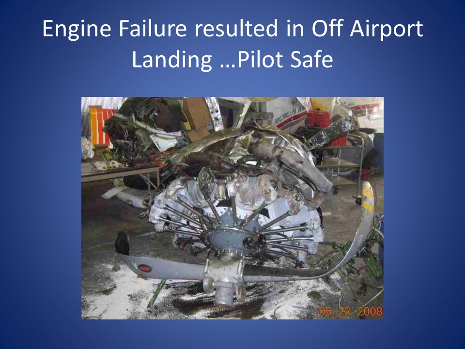 Airworthiness Directives PropellerN/A Engine – AD 56-06-02 Cylinder and Stud Failures – AD 99-11-02 Cylinder Head Cracking AirFrame – AD 46-17-01 Flap Control Universal Pins – AD 50-38-01 Fuselage Structure Corrosion – AD 2005-12-51 Upper & Lower Wing Attach Angles
