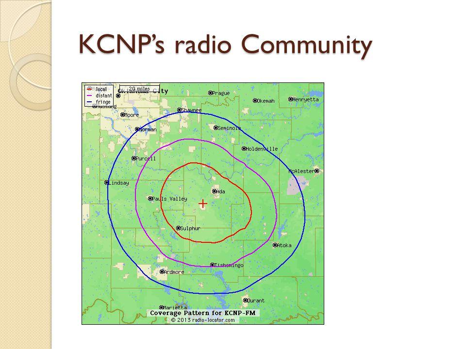 KCNPs radio Community