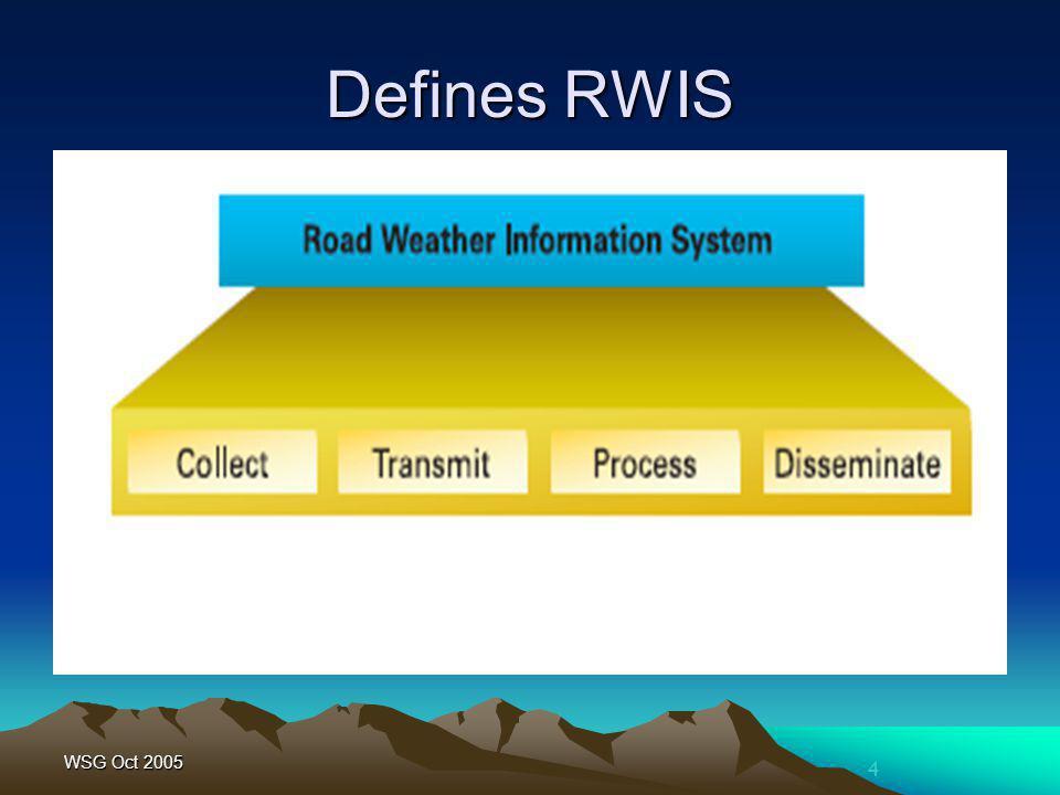 4 WSG Oct 2005 Defines RWIS