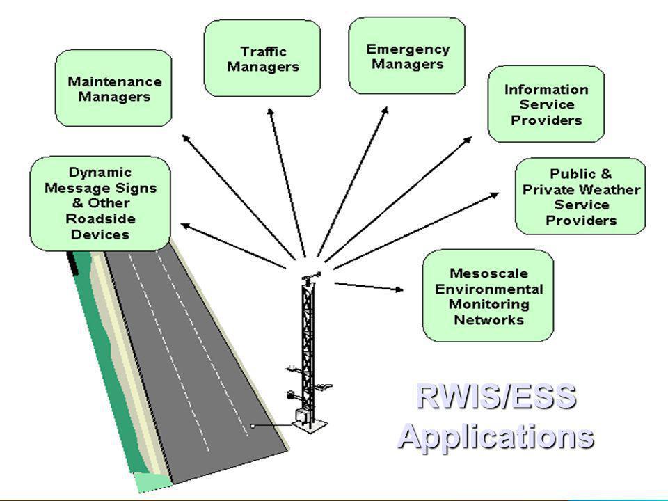 6 WSG Oct 2005 RWIS/ESS Applications