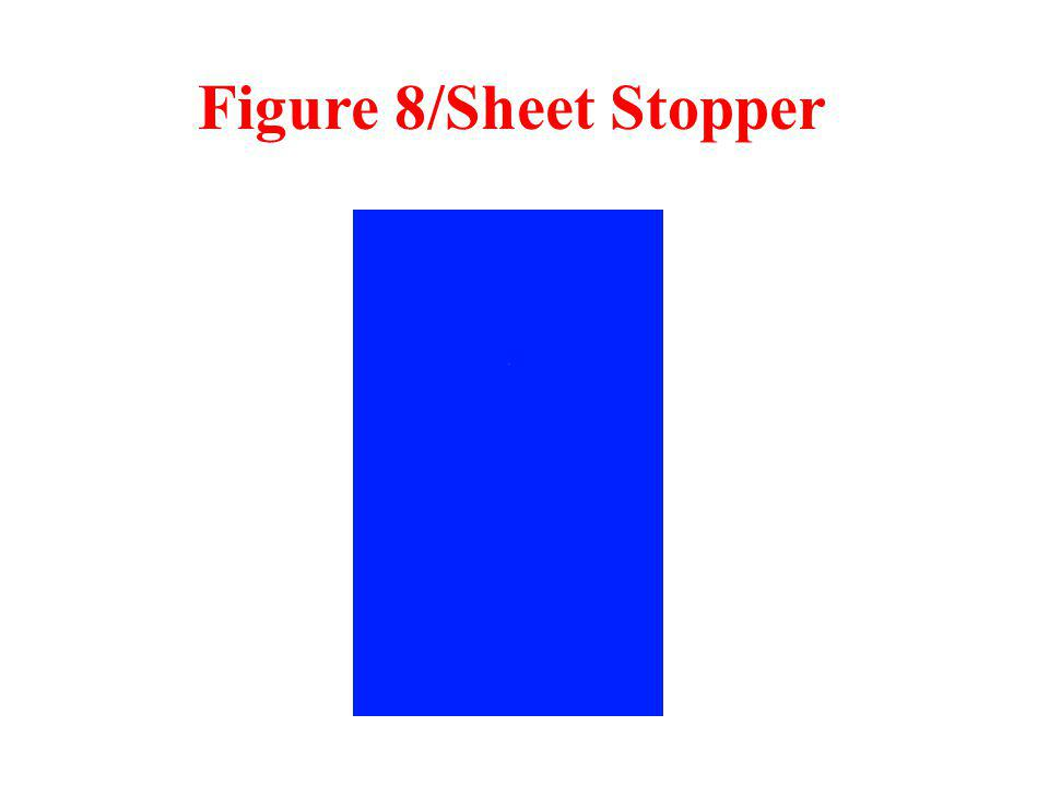Figure 8/Sheet Stopper