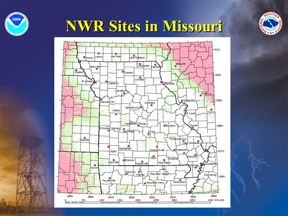 NWR Sites in Missouri